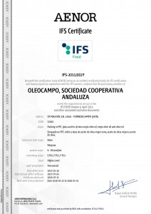 IFS-2011-0027 OLEOCAMPO