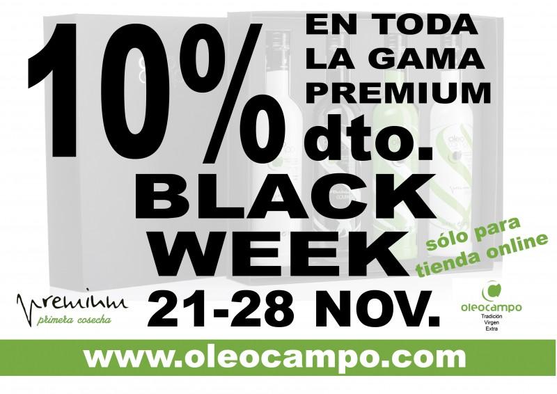 black week tienda online 2018