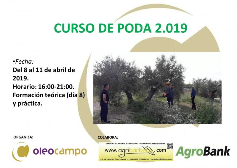 CURSO DE PODA 2019