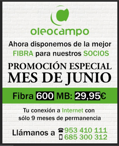 nuevas tarifas fibra